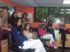 Miss Venezuela school